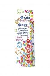 Ołówek do nauki pisania - Zenith Simple box 12 sztuk