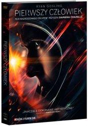 Pierwszy człowiek booklet+DVD