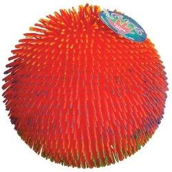 Piłka z włosami 20 cm mix