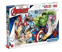 Puzzle Supercolor The Avengers 180