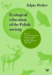 Ecological education of the Polish society