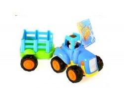Traktor +akcesoria 9 cm