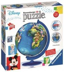 Puzzle 3D Globus Disney 180.