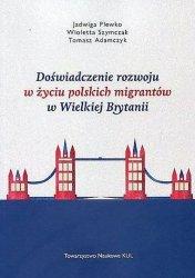 Doświadczenie rozwoju w życiu polskich migrantów w Wielkiej Brytanii