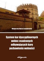 System kar dyscyplinarnych wobec osadzonych odbywających karę pozbawienia wolności