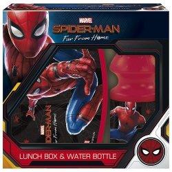 Zestaw śniadaniówka+bidon Spider-Man 13