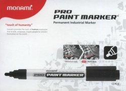 Marker olejowy Monami Pro Paint czerwony 12 sztuk