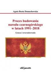 Proces budowania narodu czarnogórskiego w latach 1991-2018