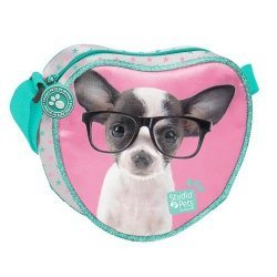 Torebka Studio Pets chihuahua w okularach