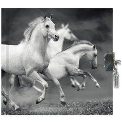 Pamiętnik z kłódką Horse
