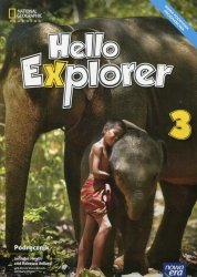 Hello Explorer 3 Podręcznik + 2CD