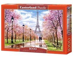 Puzzle 1000 Romantic Walk in Paris