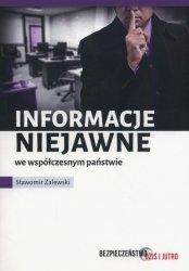 Informacje niejawne we współczesnym państwie