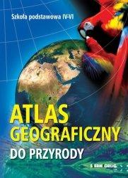 Atlas geograficzny do przyrody klasa 4-6