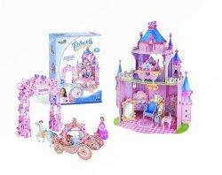 Puzzle 3D Princess Secret Garden