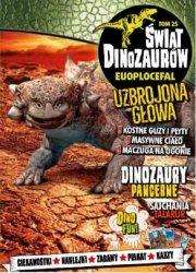 Świat Dinozaurów 25 Euplocephalus