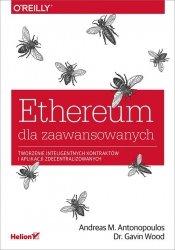 Ethereum dla zaawansowanych Tworzenie inteligentnych kontraktów i aplikacji zdecentralizowanych
