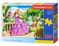 Puzzle Princess in the Royal Garden 100