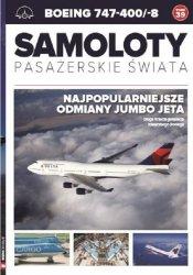 Samoloty pasażerskie świata Tom 39