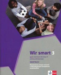 Wir smart 3 Język niemiecki dla klasy 6 Smartbuch