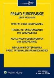 Prawo Europejskie Zbiór przepisów