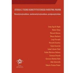 Studia z teorii konstytucyjnego państwa prawa