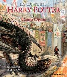 Harry Potter i Czara Ognia ilustrowana