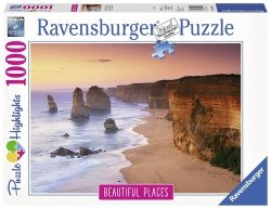 Puzzle Droga nad oceanem - Australia 1000