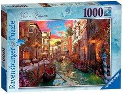 Puzzle Romantyczna Wenecja 1000