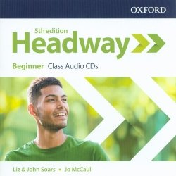 Headway 5E Beginner Class Audio CDs
