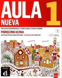 Aula Nueva 1 Podręcznik ucznia z płytą CD