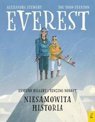 Everest Edmund Hillary i Tenzing Norgay Niesamowita historia
