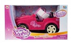 Samochód dla lalek