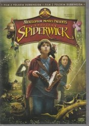 Kroniki Spiderwick DVD