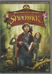 Kroniki Spiderwick DVD