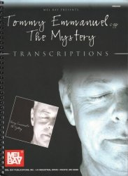 Tommy Emmanuel cgp The Mystery Transcriptions