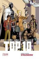 Top 10. Mistrzowie Komiksu