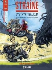 Straine. Dystrykt Galicja (okładka A)