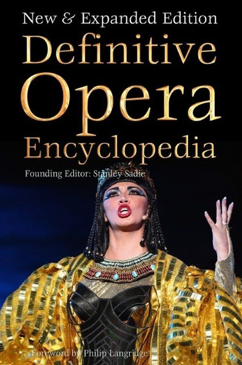 Definitive Opera Encyclopedia
