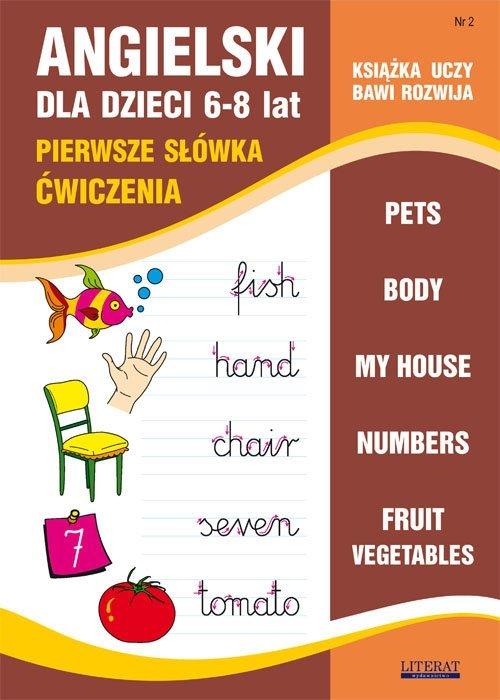 Angielski dla dzieci Część 2 6-8 lat