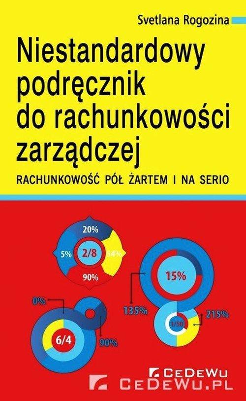 Niestandardowy podręcznik do rachunkowości zarządczej