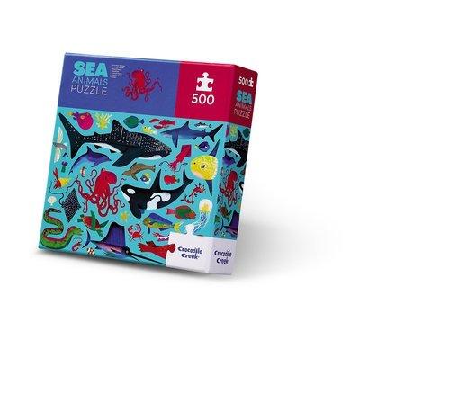 Puzzle 500 Zwierzęta morskie