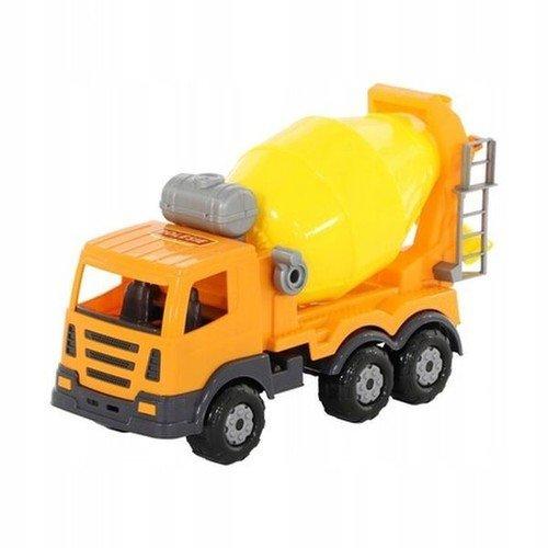 Prestiż Samochód-betoniarka