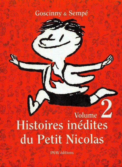 Histoires inedites du Petit Nicolas 2