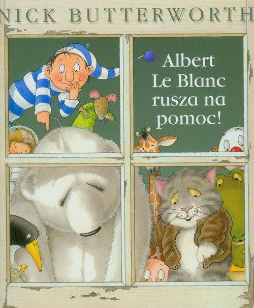 Albert Le Blanc rusza na pomoc