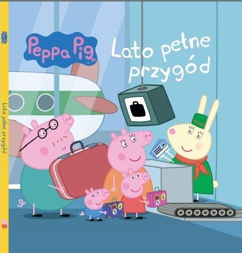 Peppa Pig Lato pełne przygód