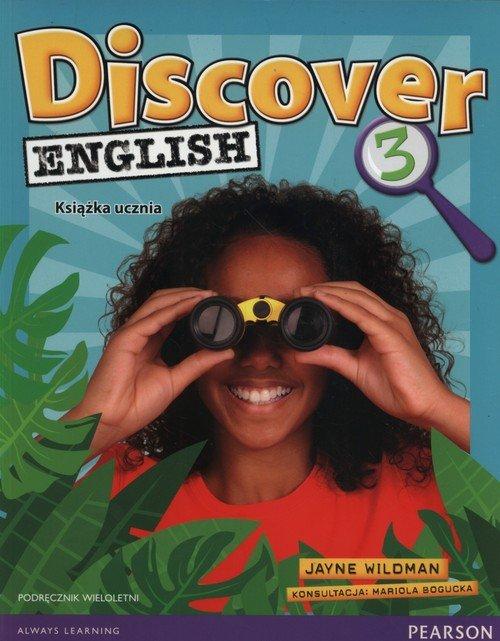 Discover English 3 Podręcznik wieloletni + CD