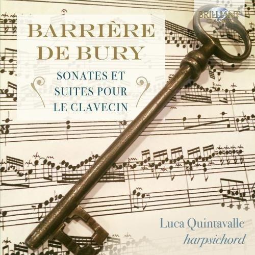 Sonates et suites pour le clavecin