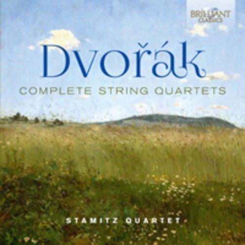 DVORAK COMPLETE STRING QUARTETS