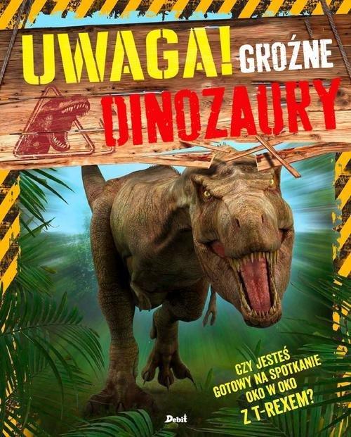 Uwaga! Groźne dinozaury